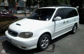 2001 KIA CARNIVAL LS 10Seater TurboDiesel Nice AUTOMATIC