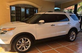 2013 Ford Explorer Limited Edition Top of the line
