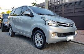 2014 Toyota Avanza G for sale