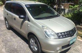 2008 Nissan Grand Livina 1.8 MT