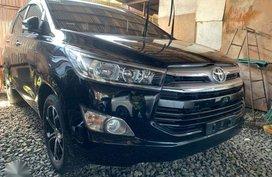 2017 Toyota Innova 2800G Manual Black Diesel