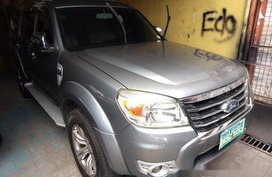 Ford Everest 2011 4x4 for sale