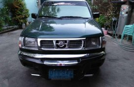 2001 Nissan Frontier automatic pickup diesel