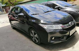 For sale: 2015model model Honda City Vx Automatic Top of the line