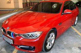Bmw 320D Sport Line AT 2014 for sale