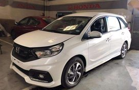 2018 Honda Mobilio 1.5 NAVI CVT RS MPV Brand New and Low Down Payment