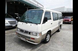 2014 Nissan Urvan Escapade 2.7L MT Diesel