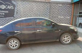 2017 Nissan Almera Manual 320k Bluish Black