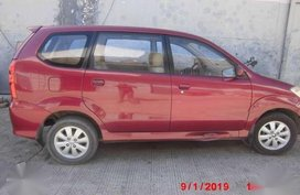 2008 Toyota Avanza 1.3 J Red Manual FOR SALE