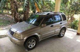 2002 Suzuki Grand Vitara FOR SALE
