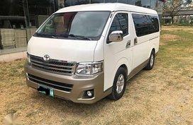 Toyota Hiace super grandia 2013 for sale