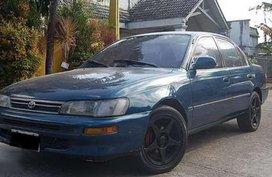 Toyota Corolla SE Limited Edition 1995