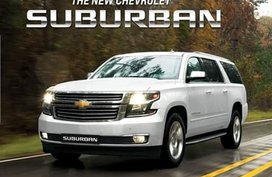 New Chevrolet Suburban 2019 for sale