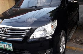 Toyota Innova 2013 2.5G Diesel FOR SALE