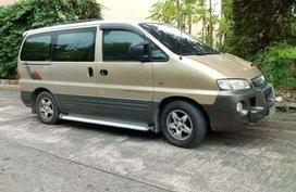 FOR SALE HYUNDAI Starex 2000 model diesel