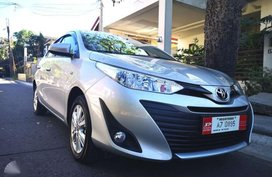 2019 Toyota Vios 1.3 E manual 3000 kms only