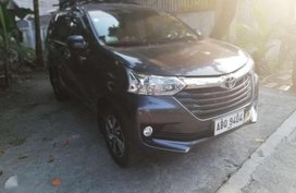 Toyota Avanza 1.5 g manual 2016 FOR SALE