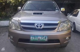 TOYOTA Fortuner 4x4 2005 for sale
