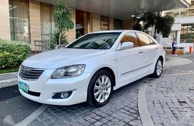 2007 Toyota Camry 3.5Q Top of the line