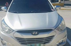2012 Hyundai Tucson crdi FOR SALE