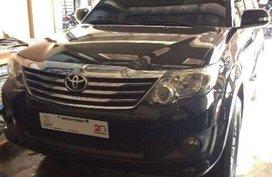 2012 TOYOTA Fortuner diesel 1st owner  for sale