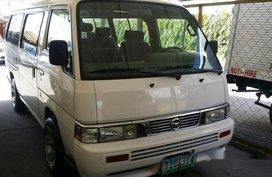 Nissan Urvan 2011 ESCAPADE MT for sale