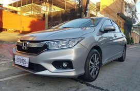 Fastbreak 2018 Honda City Automatic 5T Kms Only NSG