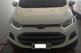 Ford Ecosport Trend 2014 MT for sale