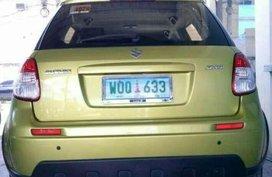 Selling Suzuki Sx4 2013 model