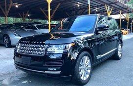 2018 Range Rover Range Rover Full Size Diesel Unit