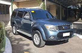 Ford Everest Limited Automatic Diesel 2015