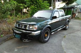 2001 Nissan Frontier automatic diesel pickup