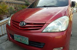 2010 Toyota Innova E AT for sale