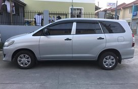 Toyota Innova J MT Diesel 2013 for sale
