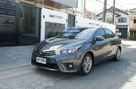 2014 Toyota Corolla Altis 1.6V A/T for sale