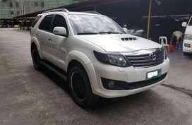 2012 Toyota Fortuner for sale