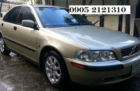 2001 Volvo S40 AT FOR SALE