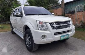 Isuzu Alterra Special Edition 2011 Manual Transmission