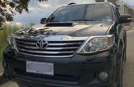 Toyota Fortuner AT 2013 for sale
