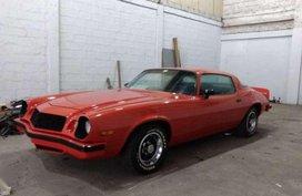 1976 Chevrolet Camaro For Sale