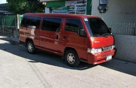 Nissan Urvan in good condition for sale
