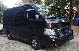 2019 Nissan Urvan premium LXV automatic for sale