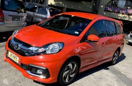 2016 Honda Mobilio 1.5 RS Automatic for sale