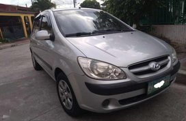 2008 Hyundai Getz Automatic Transmission Top of the Line