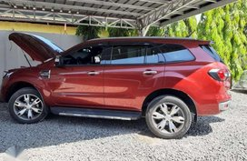 Ford Everest titanium plus 2017 for sale