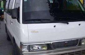 Like new Nissan Urvan for sale