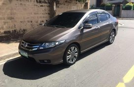 2013 Honda City 15e AT limited edition