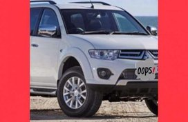 Mitsubishi Montero Sports 2015 for sale