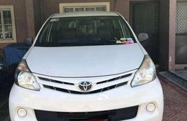 Toyota Avanza 2012 manual for sale