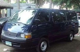 Blue Toyota Hiace 2003 for sale